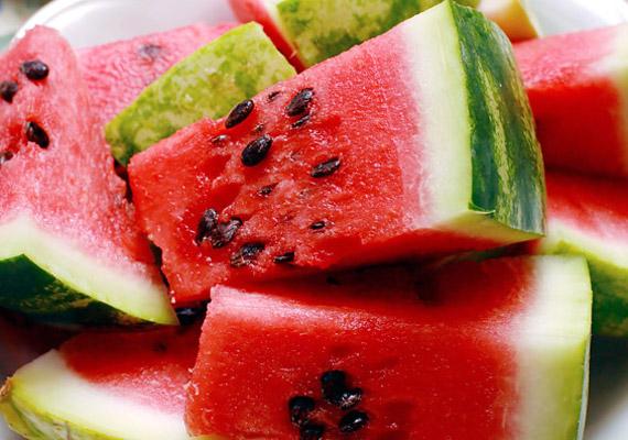 görögdinnye a látáshoz