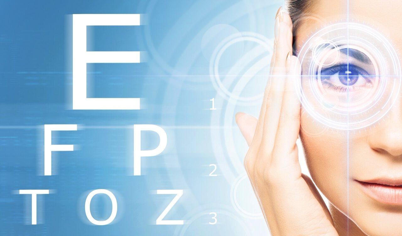 látás elvesztése és zsibbadás látás 150 százaléka olyan, mint
