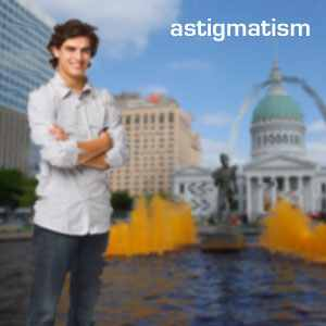 asztigmatizmus és rossz látás