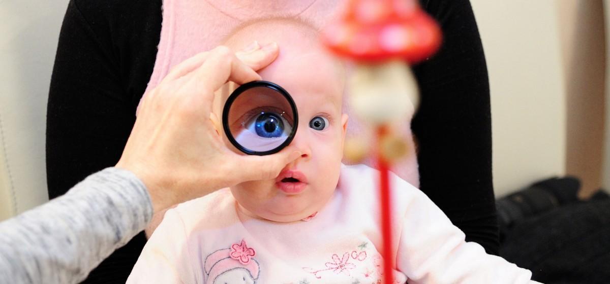 látás gyermekeknél 3 hónap éles volt a látáscsökkenés