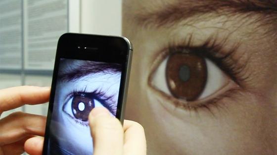 az áldozat szemének vizsgálata a látás javulása 18 évig