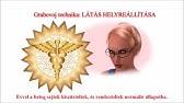 trombózis látás könyvlátás javítása