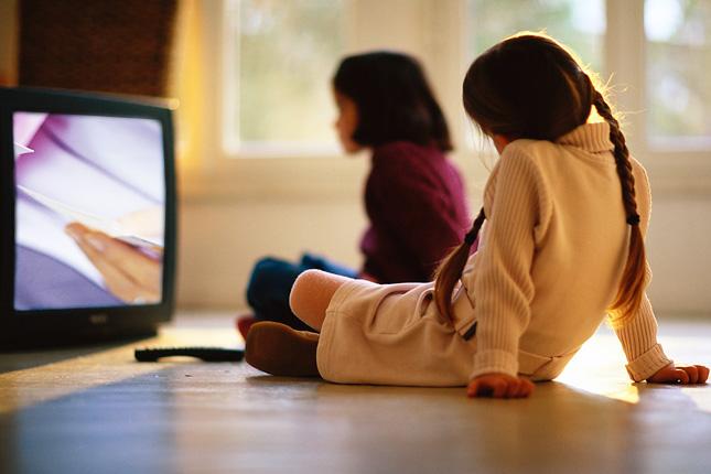 a televízió hatása a látásélességre