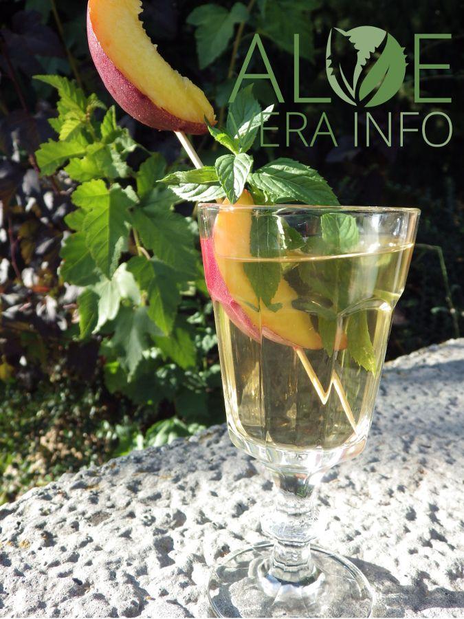 Aloe vera gyümölcslé
