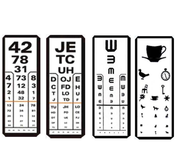 a látás alrendszerei