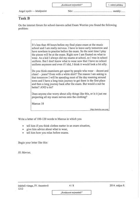 látásvizsgálati levél betűmérete
