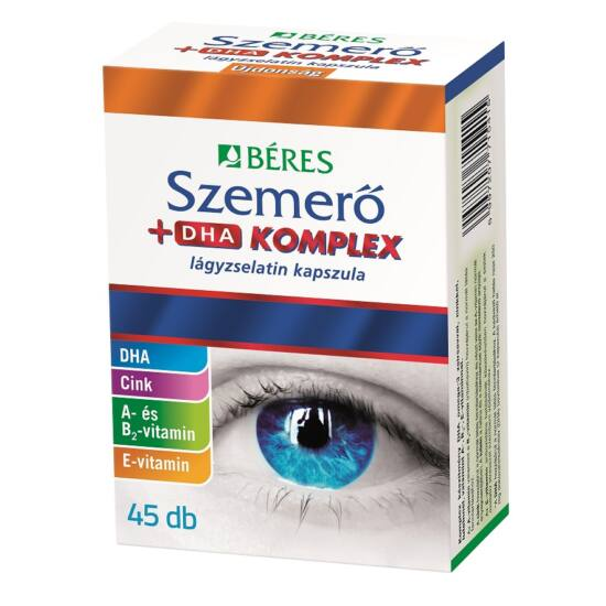 JutaVit Szem-Lutein Forte tabletta - Széna Tér Patika