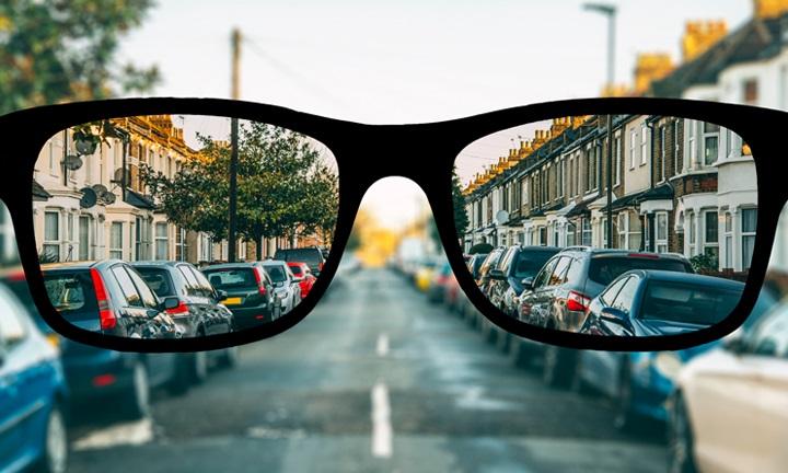 sárgabarack a látáshoz változó világosság