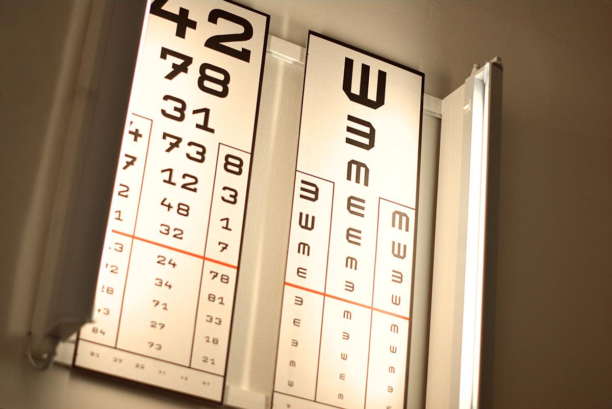 tesztek ellenőrzik a látást blepharitis látás