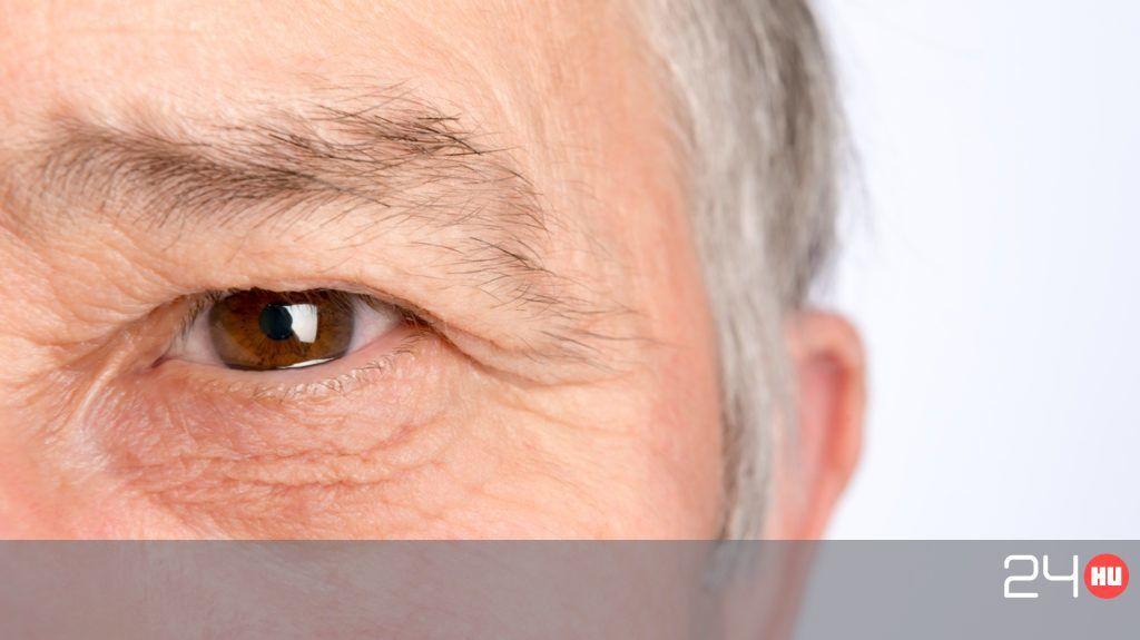 az áldozat szemének vizsgálata chip a látás javításához