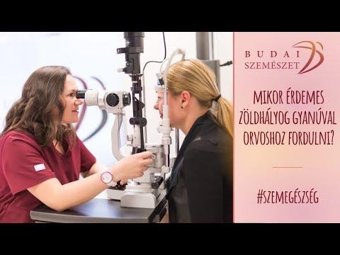 különféle látásvizsgálatok