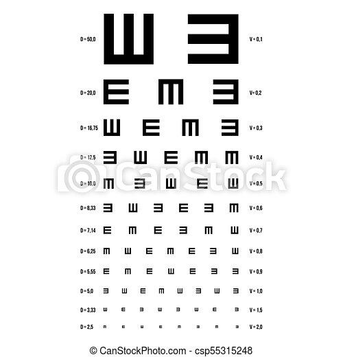 15. látás, hogyan kell kezelni a w betű egy látásvizsgálathoz