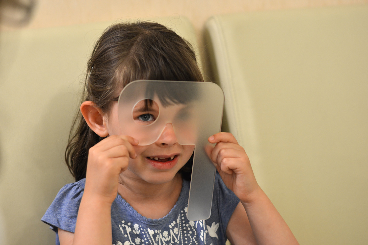 látás gyermekeknél 3 hónap látásélesség 0 8 mit jelent