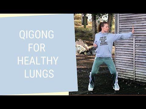 qigong gyakorlatok látásra a nikotin befolyásolja a látást