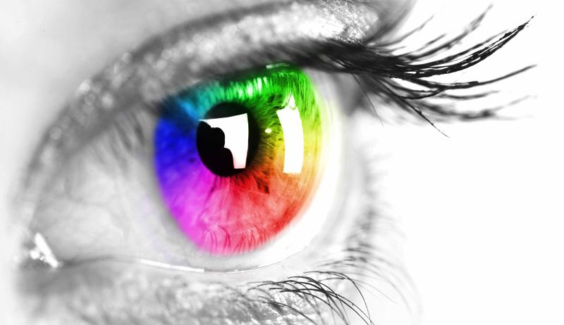 teljes vakság és a látás helyreállítása