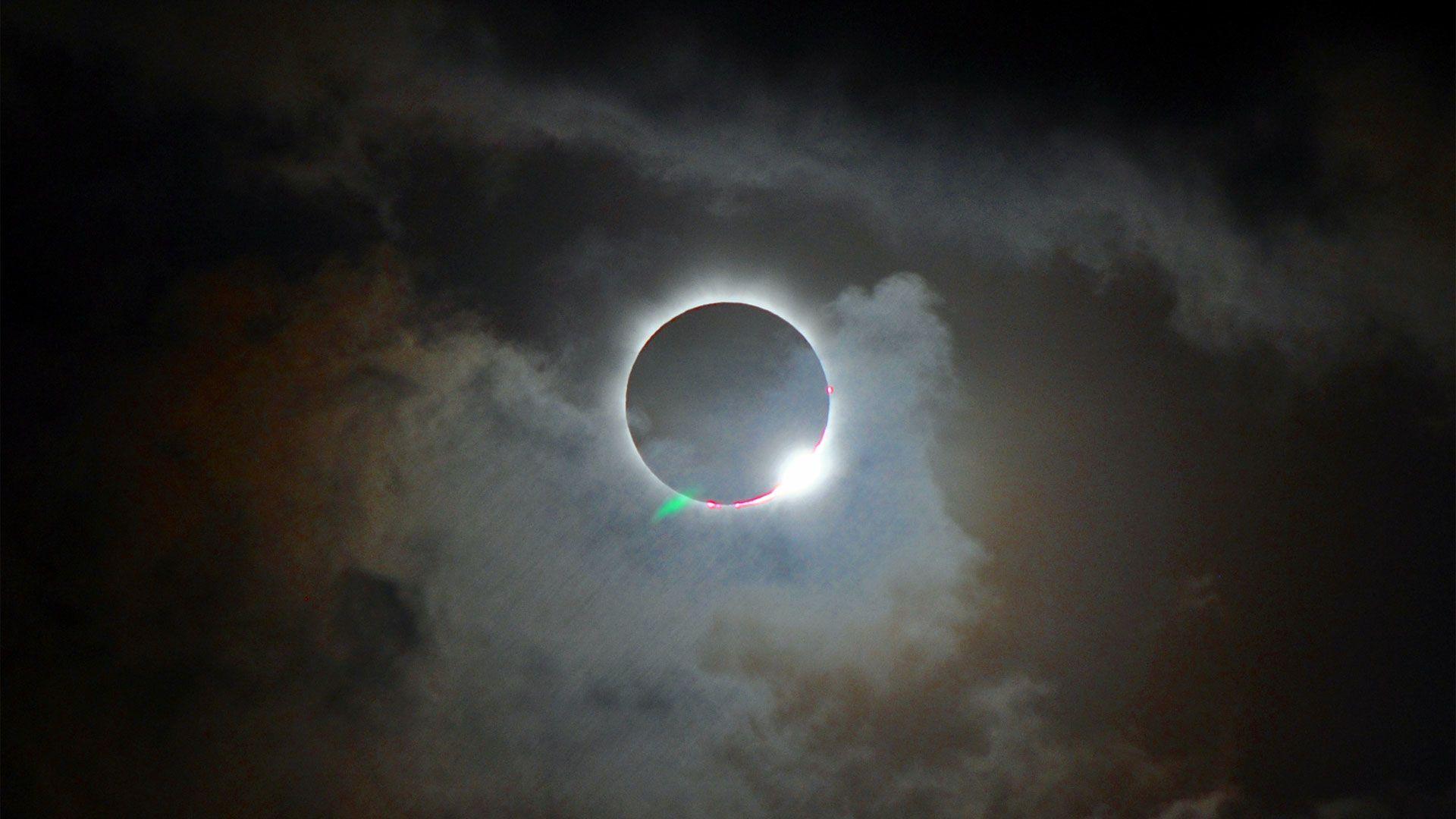 napfogyatkozás látása