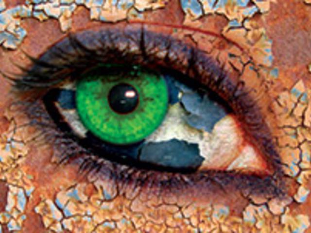 a közeli látás éles romlása