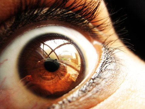 méhcsípés a szem elől Batesu látásjavító technika