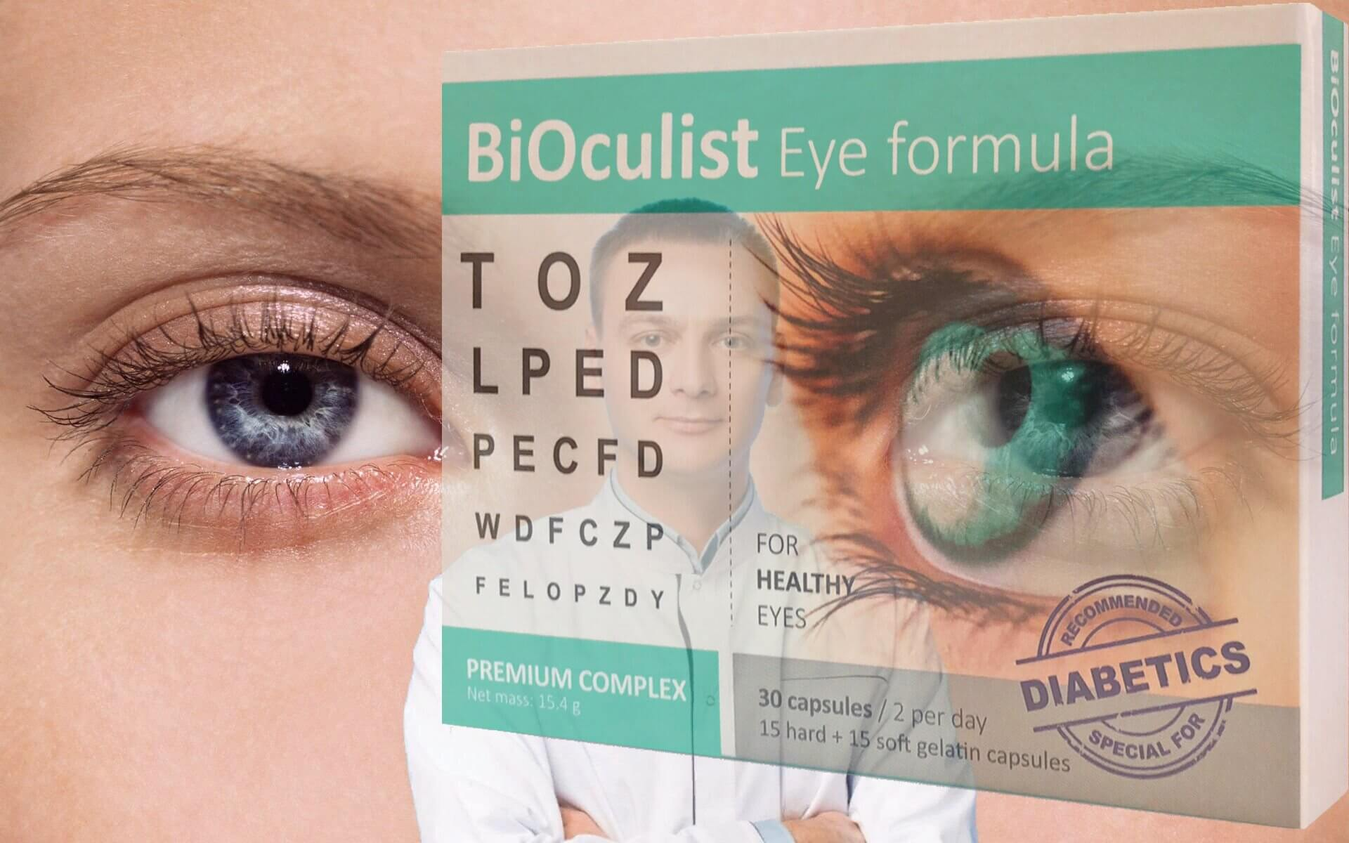 cseppek és vitaminok a látás javítása érdekében