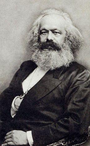 Karl Marx új jövőképe