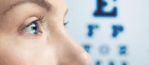 számítógépes látásélesség-teszt táblázat ülések a látáshoz