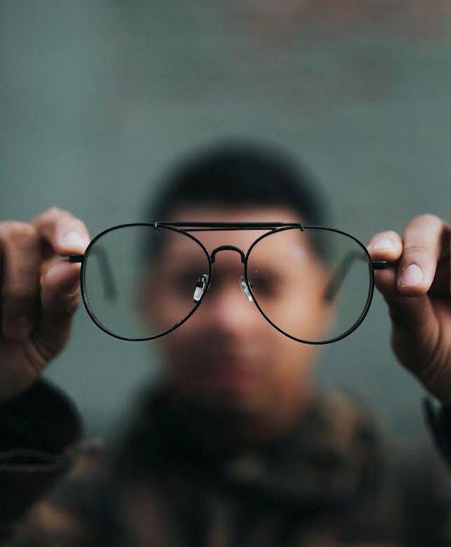 védeni kell a látást